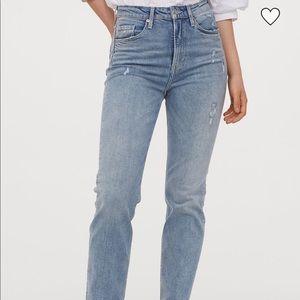 Vintage Slim Ankle Mom Jeans